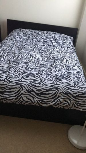 Queen bed (mattress with frame for $100) for Sale in Portland, OR