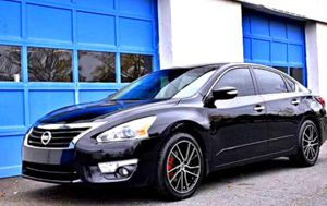 $15OO-CleanCarfax2O13-Nissan Altima SL for Sale in Elkins, WV