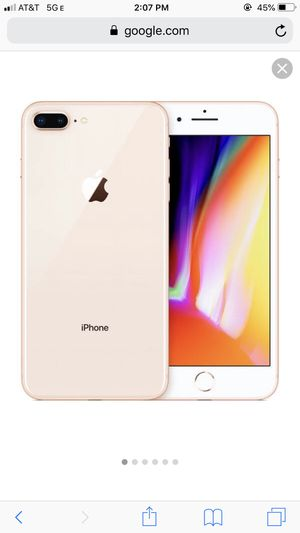 iPhone 8 Plus Rose Gold for Sale in Paris, KY