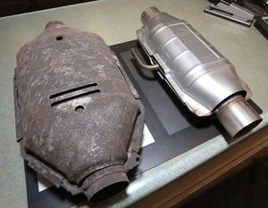Buying all catalytic converters, send me a picture and I'll give you an estimate for Sale in Bethel, CT