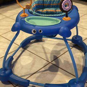 Cosco Simple Steps Baby Walker, Monster Gus for Sale in Arlington, TX