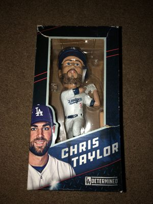 Chris Taylor bobble head for Sale in Lake Elsinore, CA