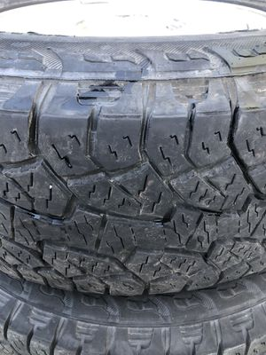 Ford F150 tires and rims for Sale in West Valley City, UT