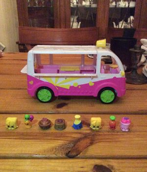 Shopkins with bus for Sale in Lehigh Acres, FL