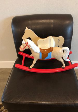 Bitty baby rocking horse for Sale in Battle Ground, WA