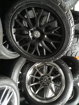 Charger rims Altima rims Camry rims Accord rims Civic rims Sentra rims Corolla rims Accord Wheels Camry Wheels Altima Wheels and more for Sale in Downey, CA