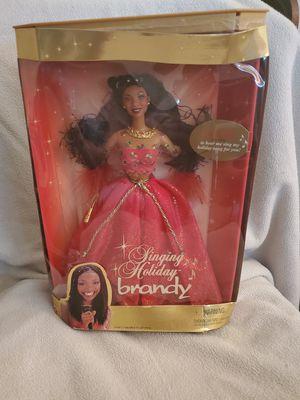 Mattel 2000 Singing Holiday Brandy Barbie for Sale in Arlington, TX