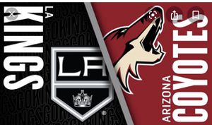 Coyotes Kings tonight Box seats 4 together BMW LOUNGE ACCESS for Sale in Phoenix, AZ
