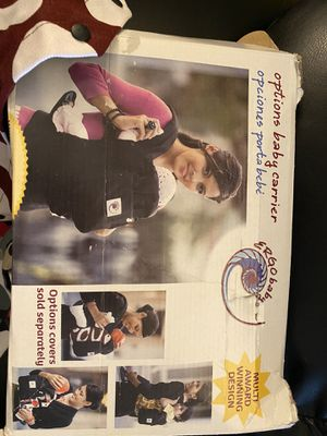 Ergo baby options baby carrier for Sale in Cheektowaga, NY