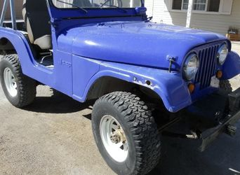 1975 Jeep Cj5 V8 3 Speed Project for Sale in North Las Vegas,  NV