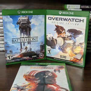 Xbox Games Bundle for Sale in Oceanside, CA