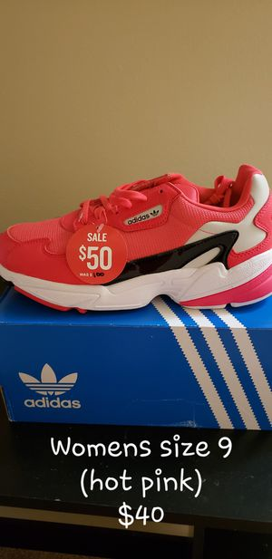 Adidas hot pink sneakers for Sale in Lockbourne, OH