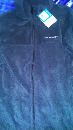 Mens new XL Columbia fleece jacket for Sale in Chelan, WA