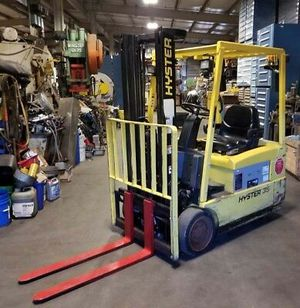 Hyster electric forklift for Sale in Fife, WA