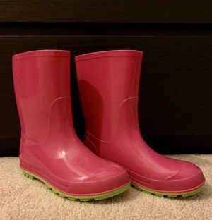 Girls Rain boots Size 13-1 for Sale in Alexandria, VA