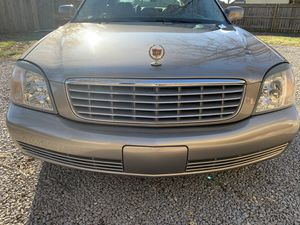 2001 Cadillac DeVille DHS gold package for Sale in Murfreesboro, TN