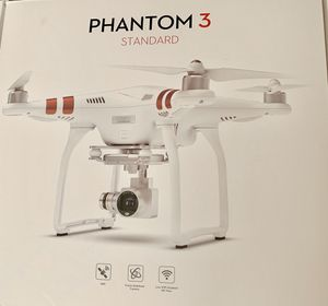 Drone - Phantom 3 with Car Charger for Sale in Bakersfield, CA