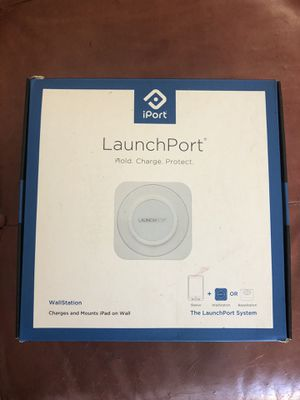 iPort LaunchPort WallStation Wall Mount and Charging Station for Apple iPad set BRAND NEW! for Sale in Torrance, CA