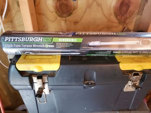 torque wrench for Sale in Pickens, SC