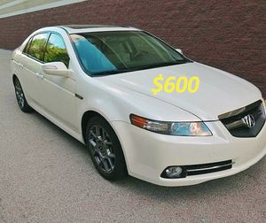 $6OO🔥 Very nice 🔥 2005 Acura TL Sedan Runs and drive very smooth clean title!!!! for Sale in Arlington, VA
