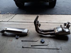 2018 S1000rr OEM exhaust system for Sale in Bethesda, MD