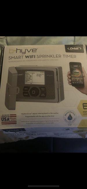 Smart WiFi sprinkler timer for Sale in Las Vegas, NV