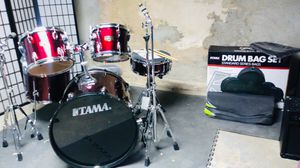 TAMA Drum Set New (Price Is Negotiable) for Sale in Philadelphia, PA