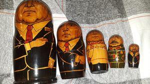 5 Soviet Union Matryoshka dolls. Rare! for Sale in Berkeley, CA