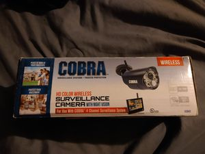 Cobra HD Color Surveillance Camera for Sale in Marietta, GA