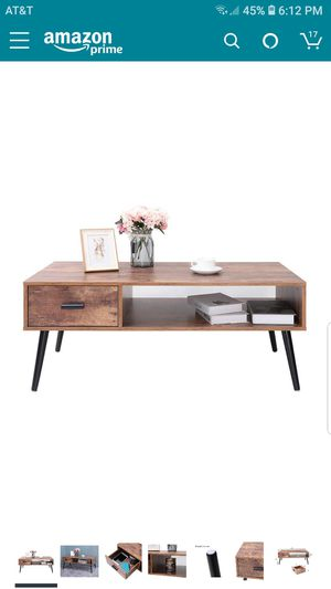 Desk coffee table for Sale in GLMN HOT SPGS, CA