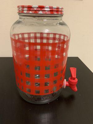 Glass Beverage Dispenser for Sale in Greenbelt, MD