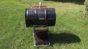 55g Grill cook great. Easy to move. for Sale in Battle Creek, MI