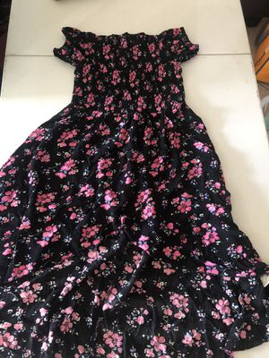 Flower dress girl size 12-13 for Sale in Montebello, CA
