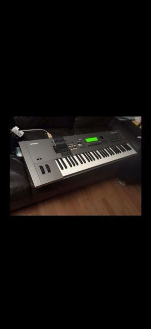 Profecional YAMAHA keyboard MOTIF6 all on one¡¡ nice conditions for Sale in Lake Worth, FL