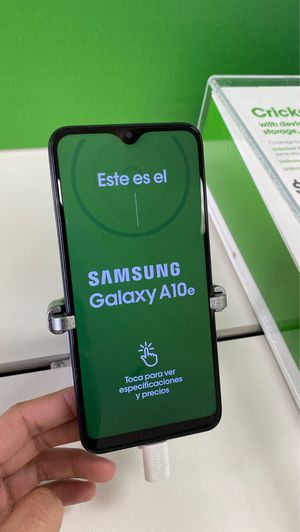 Samsung galaxy A10E for Sale in St. Petersburg, FL