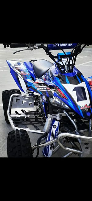 Yamaha yfz 450 for Sale in MAGNOLIA SQUARE, FL