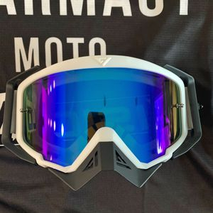 Flow Vision Goggles | Dirt Bike | Removable Nose Piece for Sale in Portland, OR
