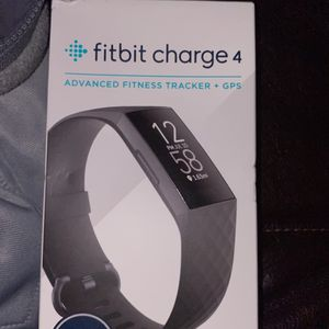 Fitbit Charge 4 Brand New With Seals. for Sale in Elgin, IL