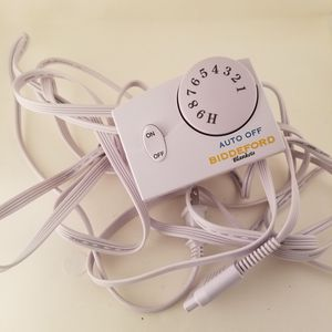 Biddeford hested blanket controller white electric for Sale in Lake Oswego, OR