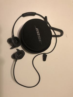 Bose SoundSport Wireless headphones for Sale in North East, MD