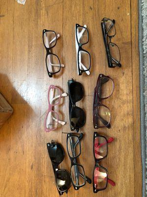 Assorted Ray-Bans prescription lenses for Sale in Springfield, VA