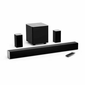 VIZIO SB3251N-E0 32-Inch 5.1 Channel Soundbar w/ Wireless Subwoofer and Rear Speakers for Sale in Haines City, FL