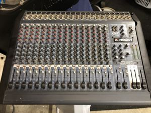 Peavey RQ 2318 - 18 Input Mixer Board for Sale in Carnation, WA
