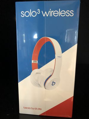 Beats Solo 3 Wireless Club Collection for Sale in Fairfield, CA