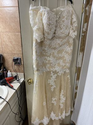 Brand new fancy prom wedding homecoming dress for Sale in Sterling Heights, MI