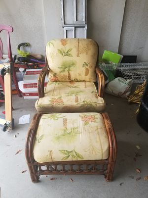Rattan Chair for Sale in Antioch, CA