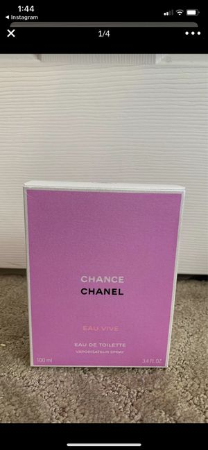 Chanel perfume for Sale in Poway, CA