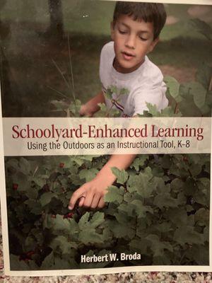 Schoolyard- Enhanced Learning by Herbert W. Broda for Sale in Howell Township, NJ