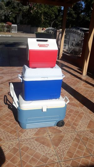 Coolers chest for Sale in El Monte, CA