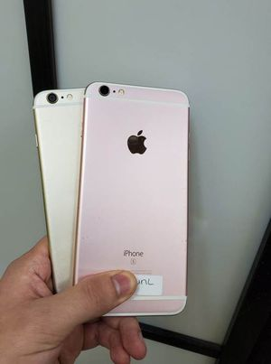IPHONE 6S PLUS AVAILABLE FOR ALL CARRIERS IDL for Sale in Frisco, TX